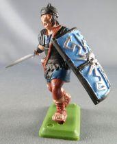 Figurine type Britains - Romain Soldat Attaquant Glaive