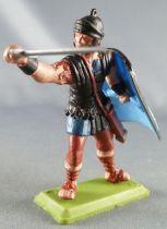 Figurine type Britains - Romain Soldat Défandant Glaive