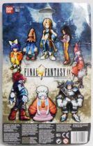 Final Fantasy IX - Bandai - Djidane Triball et Vivi