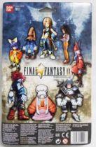 Final Fantasy IX - Bandai - Garnet et Steiner