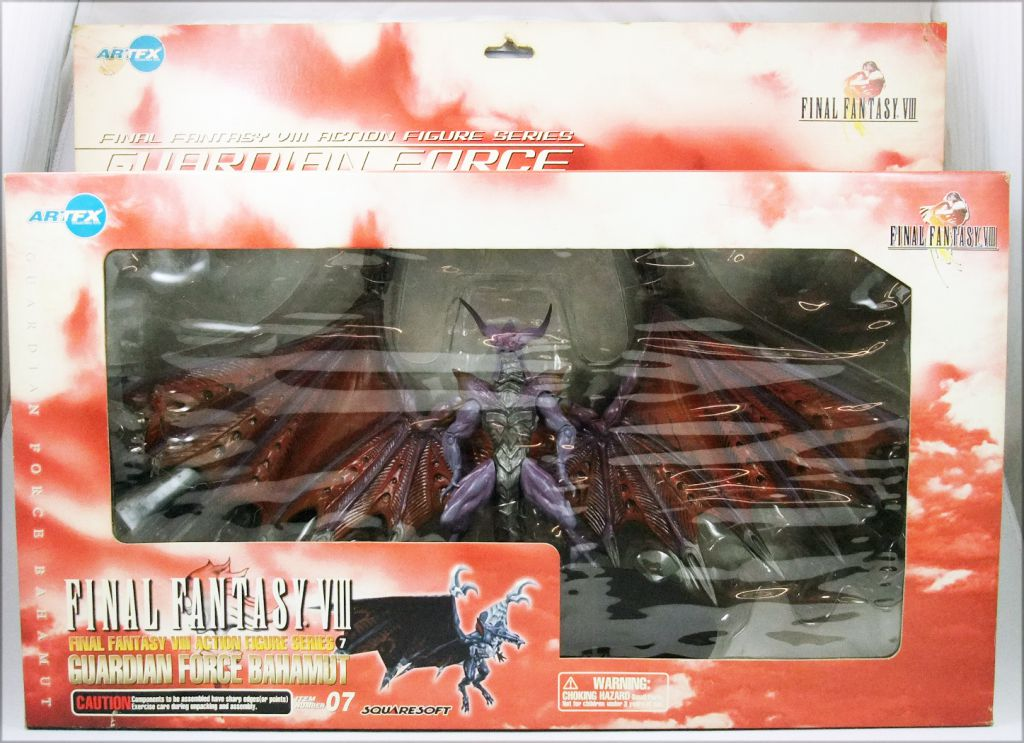 Final Fantasy VIII - Guardian Force Bahamut - ART FX Kotobukiya
