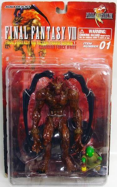 Final Fantasy VIII - Guardian Force Ifrite - ART FX