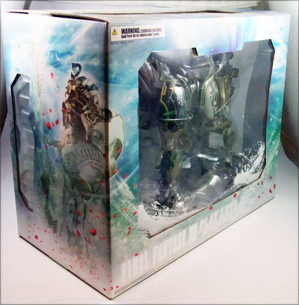 Final Fantasy XIII - Odin - Play Arts Kai figure - Square Enix