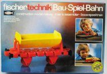 Fischertechnik - N°30120 Train à assembler Wagon-benne