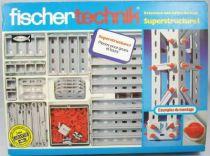 Fischertechnik - N°30156 Superstructure pour grues et tours