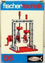 Fischertechnik - N°30306 Set basique 06