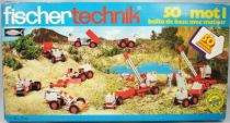 Fischertechnik - N°30542 Basic starter set with motor