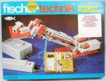 Fischertechnik - N°30630 Travaux Pratiques d\'Electronique digitale à circuits intégrés