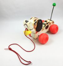 Fisher-Price 1965 - Little Snoopy (Chien à Tirer)