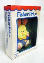 Fisher-Price 1991 - Soft Shakes - Rabbit