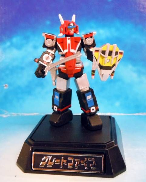 Fiveman - Great Five (Soul of Chouzoukei) - Bandai
