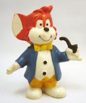 Fix & Foxi - Figurine PVC Heimo - Onkel Fax