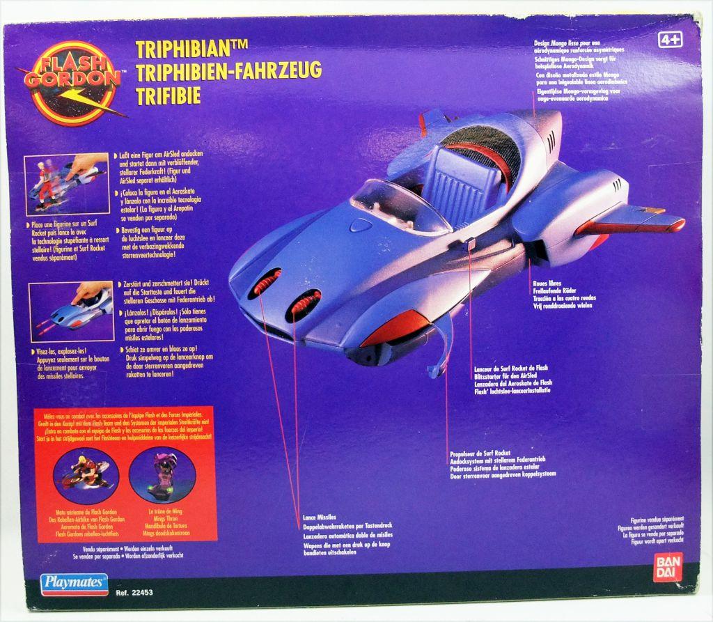 Flash Gordon - Playmates - Triphibian