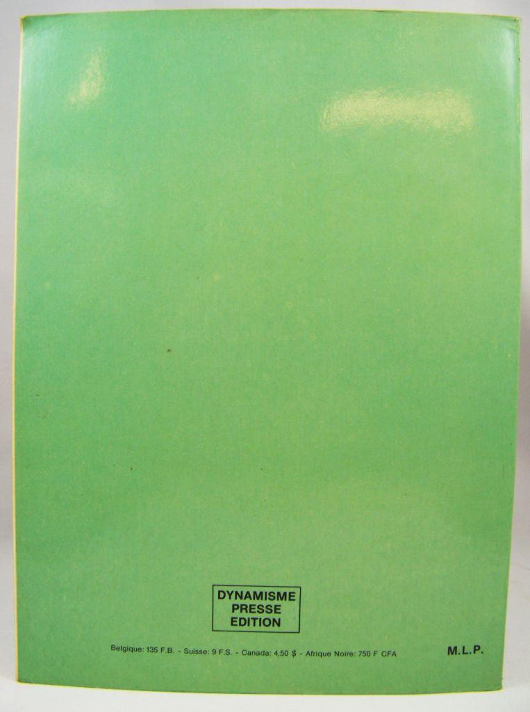 Flash Gordon (Guy l\'Eclair) Spécial - Dynamisme Presse Edtion 1980 02