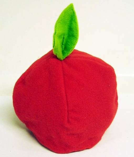 Flower Fruit Apple Ladybug (loose)