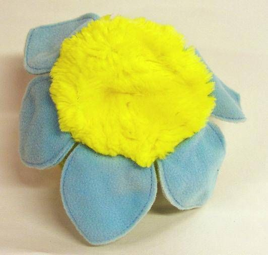 Flower Popple Turquoise (loose)