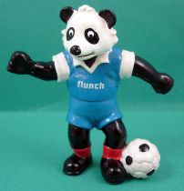 Flunch (Restaurant) - Soccer Player Panda pvc figure