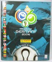 Football - Collecteur de vignettes Panini - FIFA World Cup Germany 2006