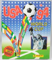 Football - Collecteur de vignettes Panini - FIFA World Cup USA 1994