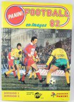Football - Collecteur de vignettes Panini - Football 82 (complet)