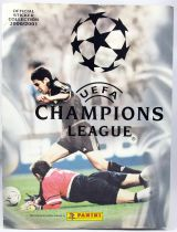 Football - Collecteur de vignettes Panini - UEFA Champions League 2000-2001