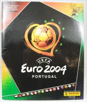 Football - Collecteur de vignettes Panini - UEFA Euro 2004 Portugal