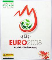 Football - Collecteur de vignettes Panini - UEFA Euro 2008 Austria Switzerland