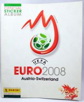 Football - Collecteur de vignettes Panini - UEFA Euro 2008 Austria Switzerland
