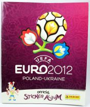 Football - Collecteur de vignettes Panini - UEFA Euro 2012 Poland Ukraine