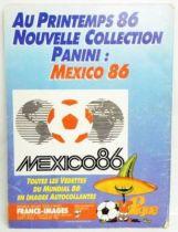 Football 86 - Panini Stickers Album