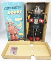 Forbidden Planet - Osaka Tin Toy Institute - Robby the robot