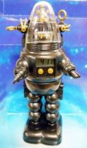 Forbidden planet - Wing - Robby animated clock