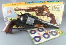 "Fort Worth (""Flippy\"" firecracker pistol) - R Italia Ref # 140- Mint in Box"