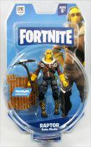 Fortnite - Jazwares - Raptor - Figurine articulée 10cm