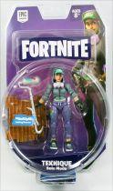 Fortnite - Jazwares - Teknique - Figurine articulée 10cm