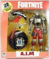 Fortnite - McFarlane Toys - A.I.M. - Figurine articulée 17cm