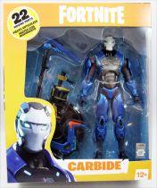 Fortnite - McFarlane Toys - Carbide - Figurine articulée 17cm