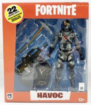 "Fortnite - McFarlane Toys - Havoc - 6\"" scale action-figure"