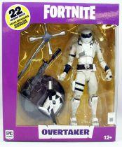 Fortnite - McFarlane Toys - Overtaker - Figurine articulée 17cm