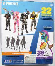 "Fortnite - McFarlane Toys - Skull Trooper - 6\"" scale action-figure"