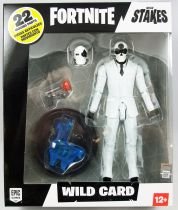 "Fortnite - McFarlane Toys - Wild Card Black - 6"" scale action-figure"