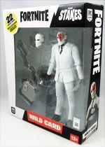 Fortnite - McFarlane Toys - Wild Card Red - Figurine articulée 17cm