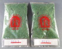 FR 057 Ho Sncf Green Scatter Materials & Fibres 40 Gr Mint in sealed bag