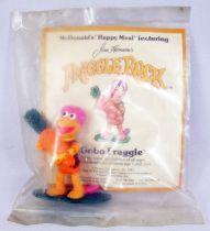 Fraggle Rock - McDonald\'s - Gobo avec carotte PVC sur socle