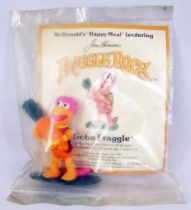Fraggle Rock - McDonald\'s - Gobo with carrot PVC with base