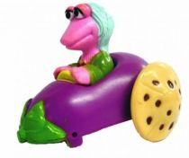 Fraggle Rock - McDonald\'s - Mokey in vegetable-car