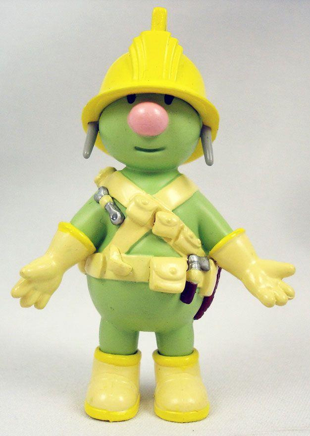 Fraggle Rock - Sababa Toys PVC - Builder Doozer