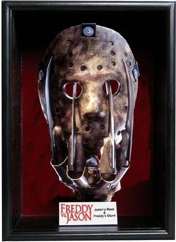 Freddy vs Jason : Mask and Glove - Neca (Limited to 2000 pcs)