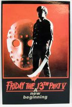 Friday the 13th (Part V : A new beginning) - Jason Voorhees (Deluxe) - Neca