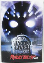 Friday the 13th (Part VI : Jason Lives) - Jason Voorhees (Deluxe) - Neca